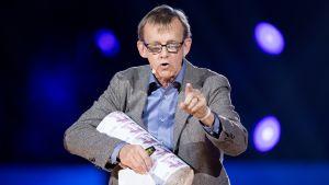 Professori Hans Rosling 1948-2017.