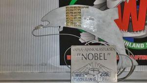 """Vapaa-ajankalastajan """"Nobel"""" -palkinto"""
