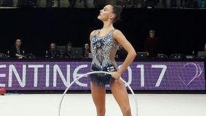 Rebecca Gergalo kuvassa