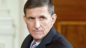 Valkoisen talon turvallisuusneuvonantaja Michael Flynn.