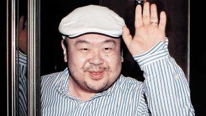 Kim Jong-nam kuvattuna Macaolla kesäkuussa 2010.