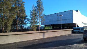Seinäjoen keskussairaala.