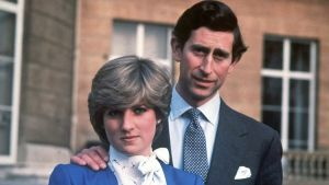 Diana ja Charles