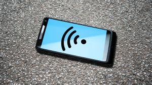 Kännykkä älypuhelin.