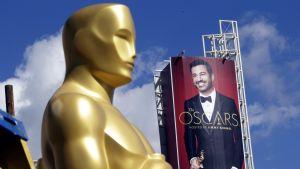 Oscar-gaalan juontaa tänä vuonna näyttelijä-koomikko Jimmy Kimmel.