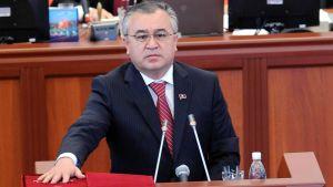 Omurbek Tekebajev