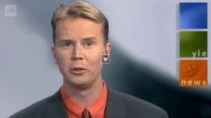 Yle News history, Nicklas Wancke