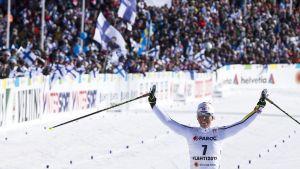Ruotsin Charlotte Kalla.