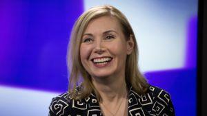 Leena Mörttinen, toimitusjohtaja, Perheyritysten liitto