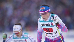 Aino-Kaisa Saarinen Anna Haag