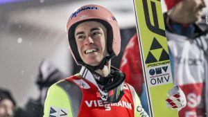 Stefan Kraft kuvassa