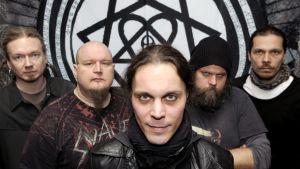 HIM-yhtye kuvattuna maaliskuussa 2013.