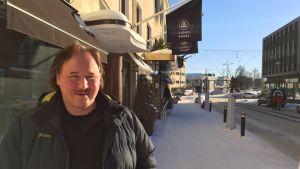 Mikael Gröhn, Arctic Light hotel