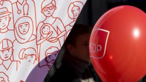 SDP:n ilmapallo