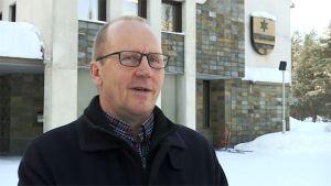 Kunnanjohtaja Viljo Pesonen