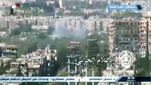 räjähdyksiä kaupungissa