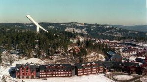 Ampumahiihtäjien kauden päätösjuhlat järjestettiin Holmenkollen Park -hotellissa.