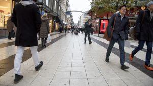 Tukholma Drottninggatan