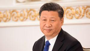 Kiinan presidentti Xi Jinping.