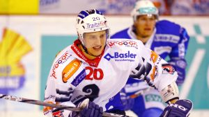 Jussi Tarvainen Baselin paidassa vuonna 2006.