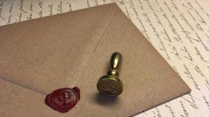 Kirjoitettu kirje