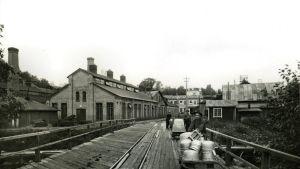 Högforsin ruukki perustettiin nykyisen Karkkilan alueelle vuonna 1820.