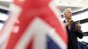 EU:n brexit-neuvottelija Michel Barnier.