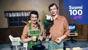 kaksi kokkia