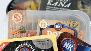 HKScanin tuotteita
