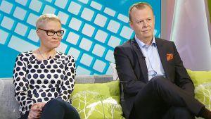 Ulla Nord ja Marko Tarkiainen