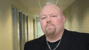 Perussuomalaisten Kuopion kaupunginvaltuutettu (1.6.2017-) Markus Jukarainen