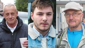 Tom, poika ja Wofgang