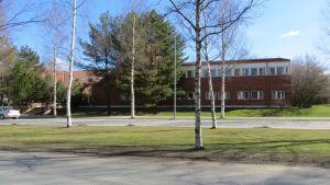 Ruotsinkielistä lastentarhanopettajien koulutusta on annettu BI-talossa Pietarsaaressa.