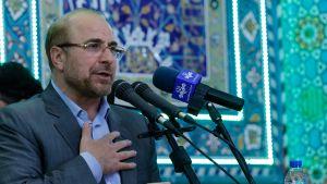 Teheranin pormestari Mohammad Bagher Ghalibaf