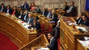 Kreikan Parlamentti.