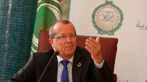 YK:n Libyan lähettiläs Martin kobler.