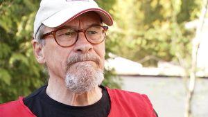Pepe Salmela on tehnyt 21 vuotta työtä SPR:ssä, sekä Punaisen Ristin ja Punaisen Puolikuun yhdistysten kansainvälinen liiton paikallisena johtajana.