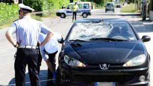Nicky Hayden törmäsi autoon pyörälenkillään Italiassa 17. päivä toukokuuta