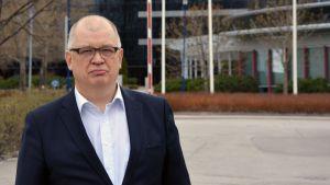 Salon entinen kaupunginjohtaja Antti Rantakokko