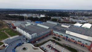 Hartwall tehdas Lahti