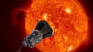 Solar Probe Plus -luotain.