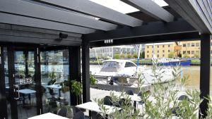 Ravintola Nooa avasi ovensa toukokuussa.