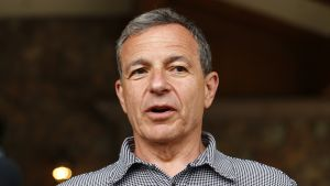 Disney-yhtiön toimitusjohtaja Robert Iger