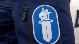 poliisin miekka-logo
