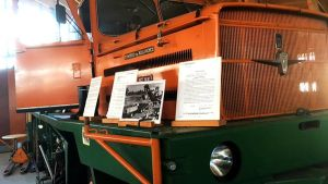 Suomen autoteollisuuden valmistama Sisu K-50SS on suurin pohjoismaissa valmistettu maantiekelpoinen ajoneuvo.