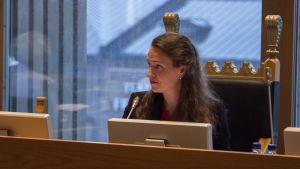 Anna-Kaisa Ikonen kaupunginhallituksen puheenjohtajana