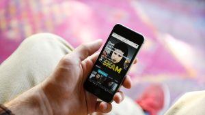 Skam -ohjelman sivusto Yle Areenassa.