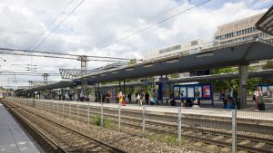 Pasilan juna aseman laituri
