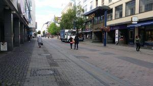 Jyväskylän kävelykatu