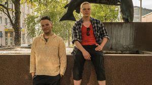 Valtteri ja Tuomas